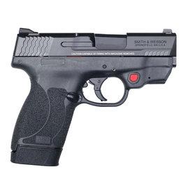 """SMITH & WESSON Smith & Wesson M&P Shield M2.0 45 ACP 3.3"""" BBL 7+1 & 6+1 Round w/ Crimson Trace"""