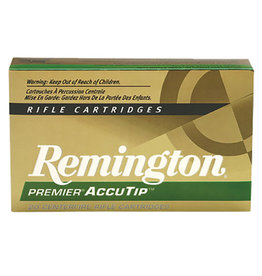 REMINGTON AMMUNITION Remington Accutip 7mm Rem Mag 140 Gr BT - 20 Count