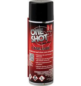 Hornady Hornady One Shot Spray Case Lube Non-Petroleum, 5.0 Oz
