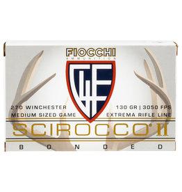 Fiocchi Fiocchi .270 Win 130 Gr Swift Sciocco II BTS - 20 Count