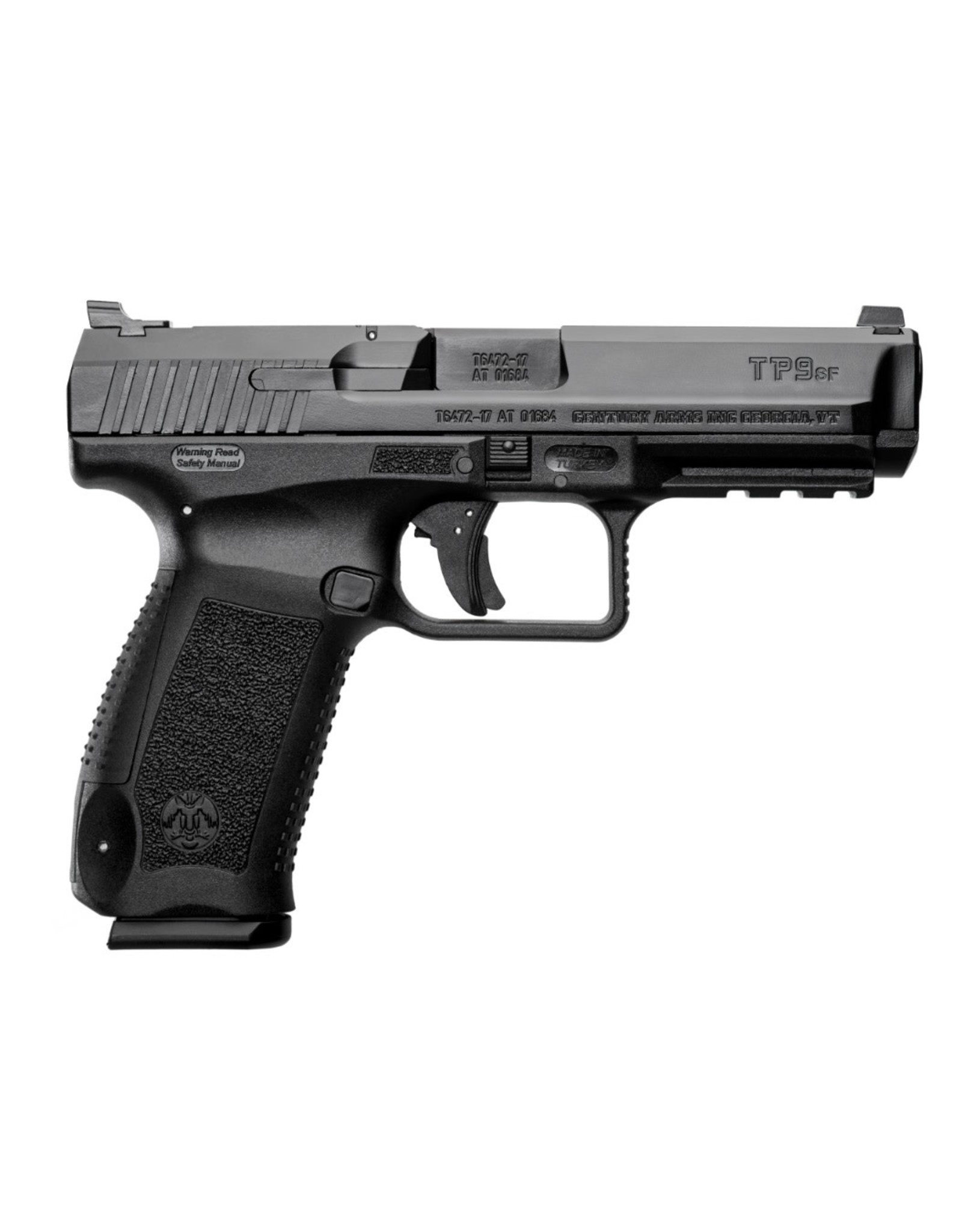 "Canik TP9SF 9mm 18+1 Round 4.47"" bbl w/ Holster"