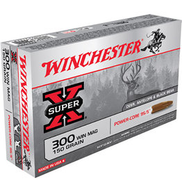 WINCHESTER AMMO Winchester .300 Win Mag 150 Gr Power-Core - 20 Count