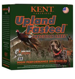 """KENT CARTRIDGE Kent Upland Fasteel 12 ga 2-3/4"""" 1-1/8 Oz #5 1400 FPS - 25 Count"""