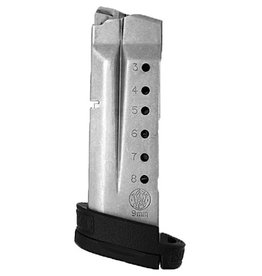 SMITH & WESSON Smith & Wesson M&P Shield 9mm 8 Rnd Magazine - NO PACKAGE