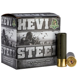 "HEVISHOT Hevi Steel 20 ga 3"" 7/8 Oz #1 1400 FPS - 25 Count"