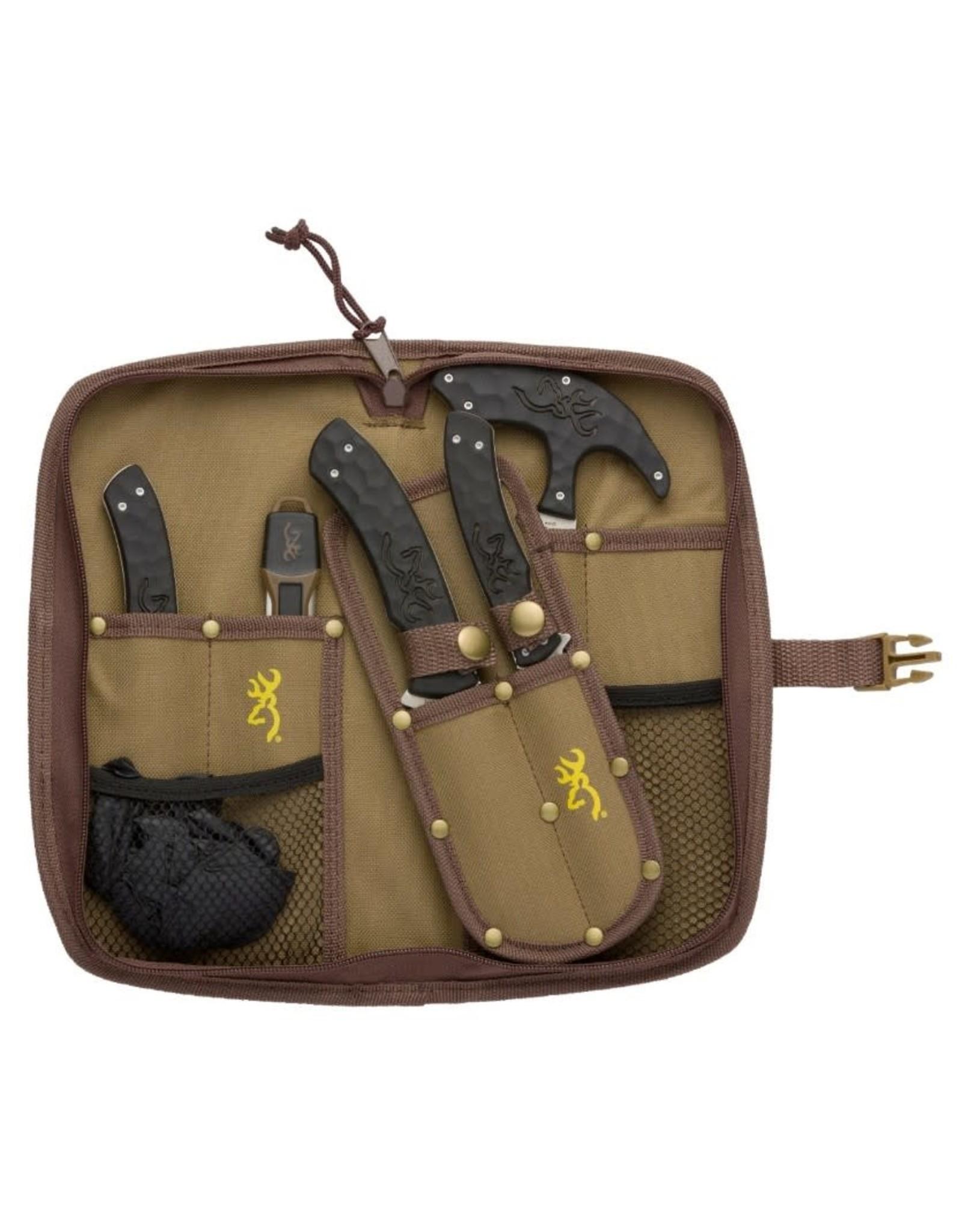 Browning Primal 6-Piece Knife Set