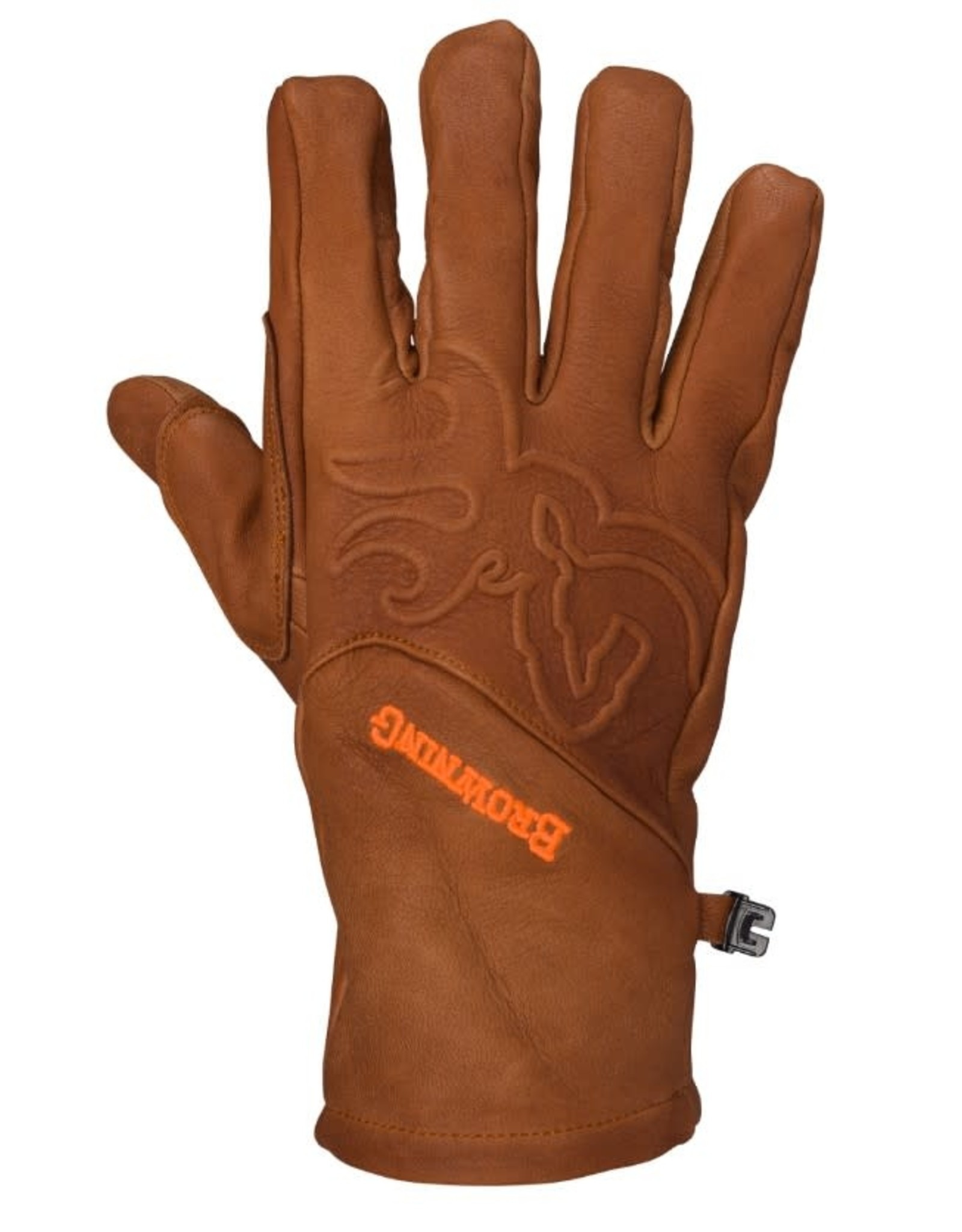 Browning Shooters Glove - Upland Deerskin - LG