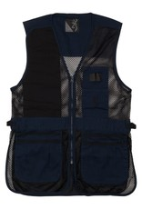 Browning Trapper Creek Vest - Navy/Blk - XL