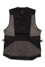 Browning Ace Shooting Vest for Her - Blk/Blk - MED