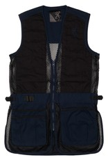 Browning Trapper Creek Junior Vest - Blk/Navy - SM