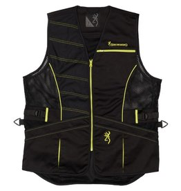 Browning Ace Vest - Blk & Volt - XL