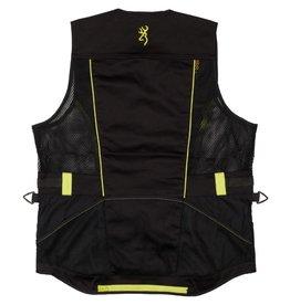 Browning Ace Vest - Blk & Volt - LG
