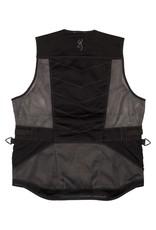 Browning Ace Shooting Vest - Black - MED
