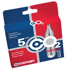 CROSMAN Crosman CO2 powerlet - 5 Count