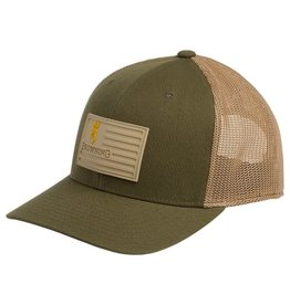 Browning Recon Flag Hat - Loden