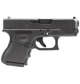 "GLOCK Glock 26 Gen 3 Sub Compact 9mm 3.43"" bbl 10+1 Round"