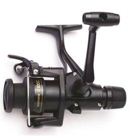 Shimano Shimano IX4000R IX 4000 Rear Drag Spinning Reel, RH, 1RB, 4.1:1 Ratio, Graphite Spool, Braid 15/265, 30/175, 50/145
