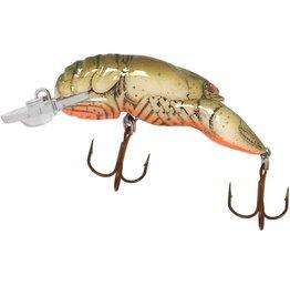 """Rebel Rebel Wee-Crawfish Crankbait 2"""", 1/5 oz, Stream Crawfish"""