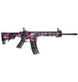 SMITH & WESSON Smith & Wesson M&P15-22 Sport .22 LR Muddy Girl 25 Round