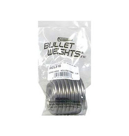 "Bullet Weights Bullet Weights Lead Wire 3/16"" Dia. Hollow Core 1Lb Pencil"