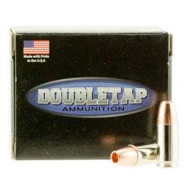 DOUBLETAP AMMUNITION Double Tap 9mm+P 115 Gr  DT Lead free Solid Copper Core HP - 20 Count