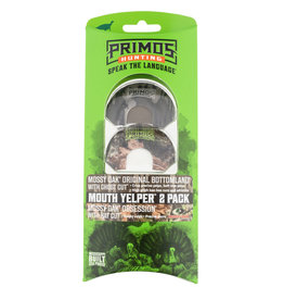 Primos Mouth Yelper 2 Pack