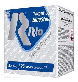 "Rio Blue Steel Target 12 ga 2-3/4"" 1 Oz #7 1325 FPS - 25 Count"