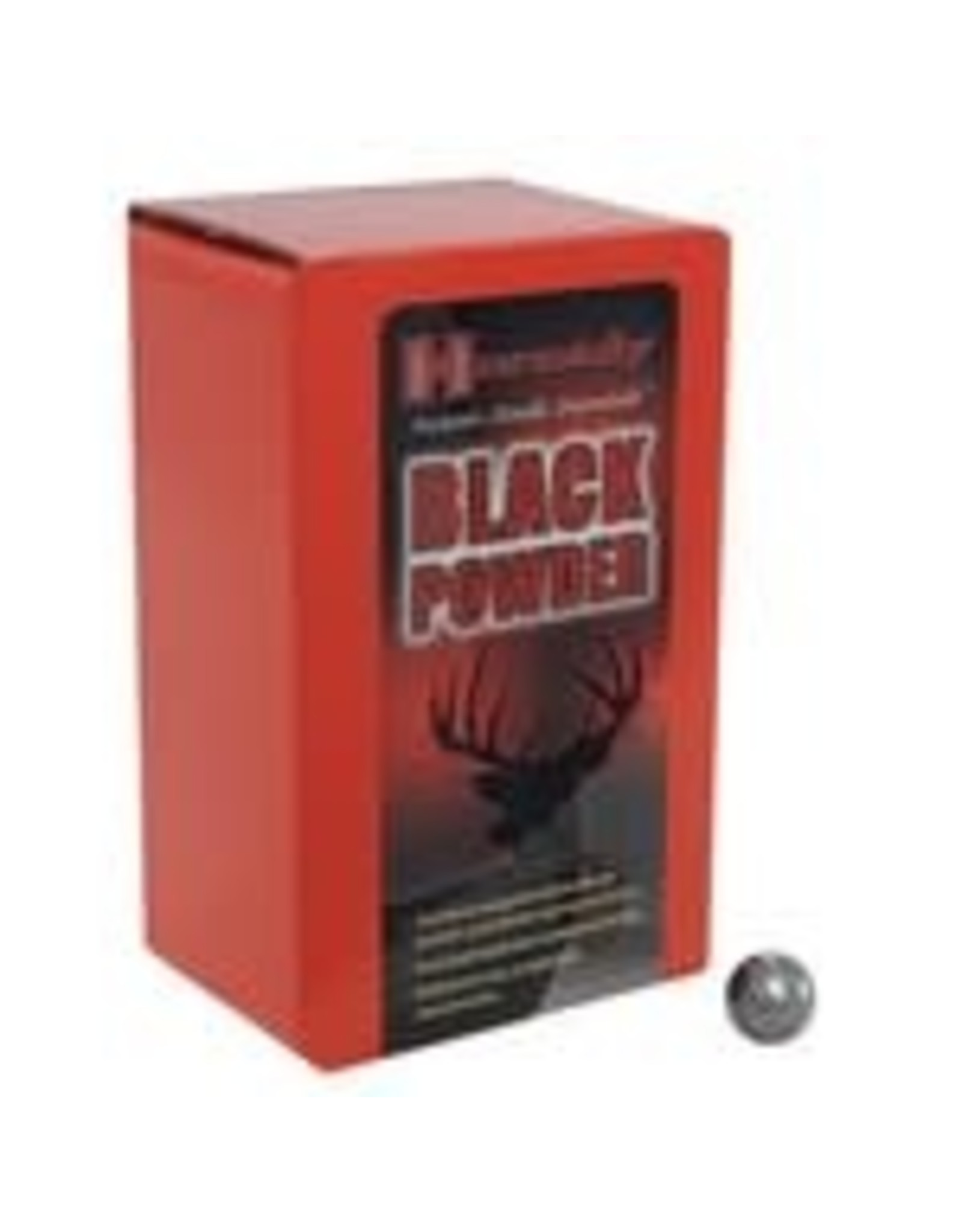 """Hornady 45 CAL (.440"""") Lead Round Balls - 100 Count"""