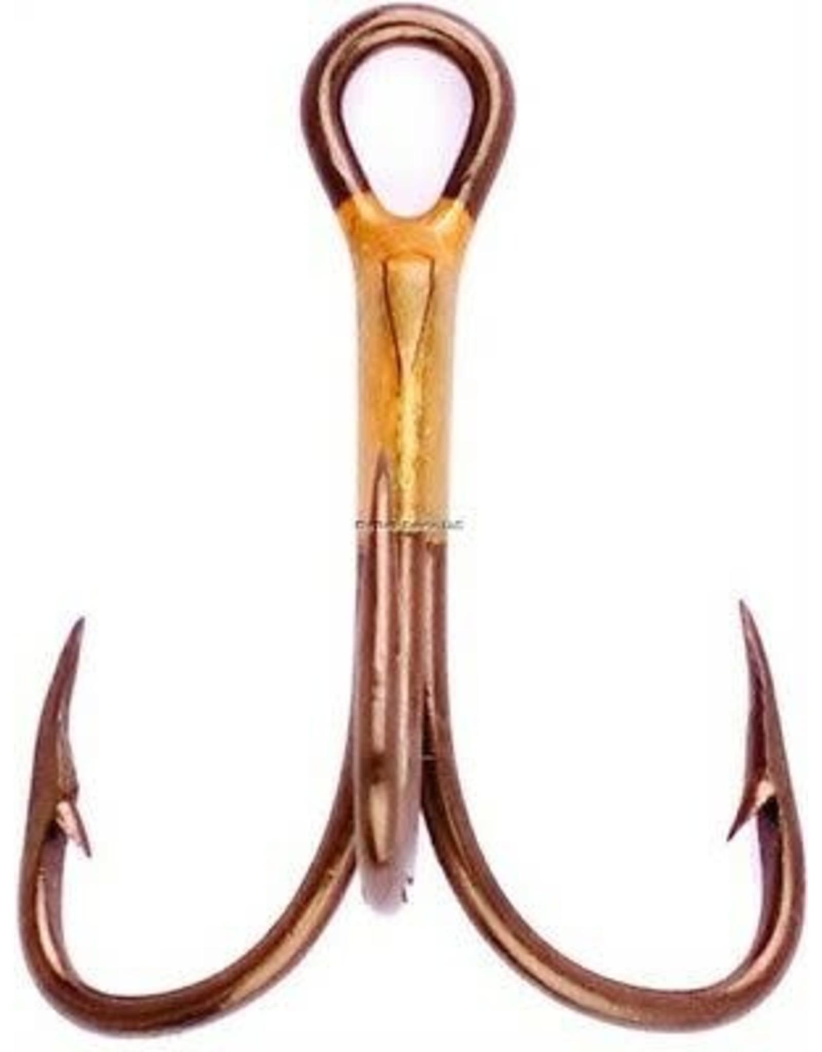 Eagle Claw Eagle Claw Classic Treble Size 14 - 5 Count