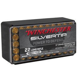 Winchester Silvertip .22 LR 37 gr HP - 50 Count
