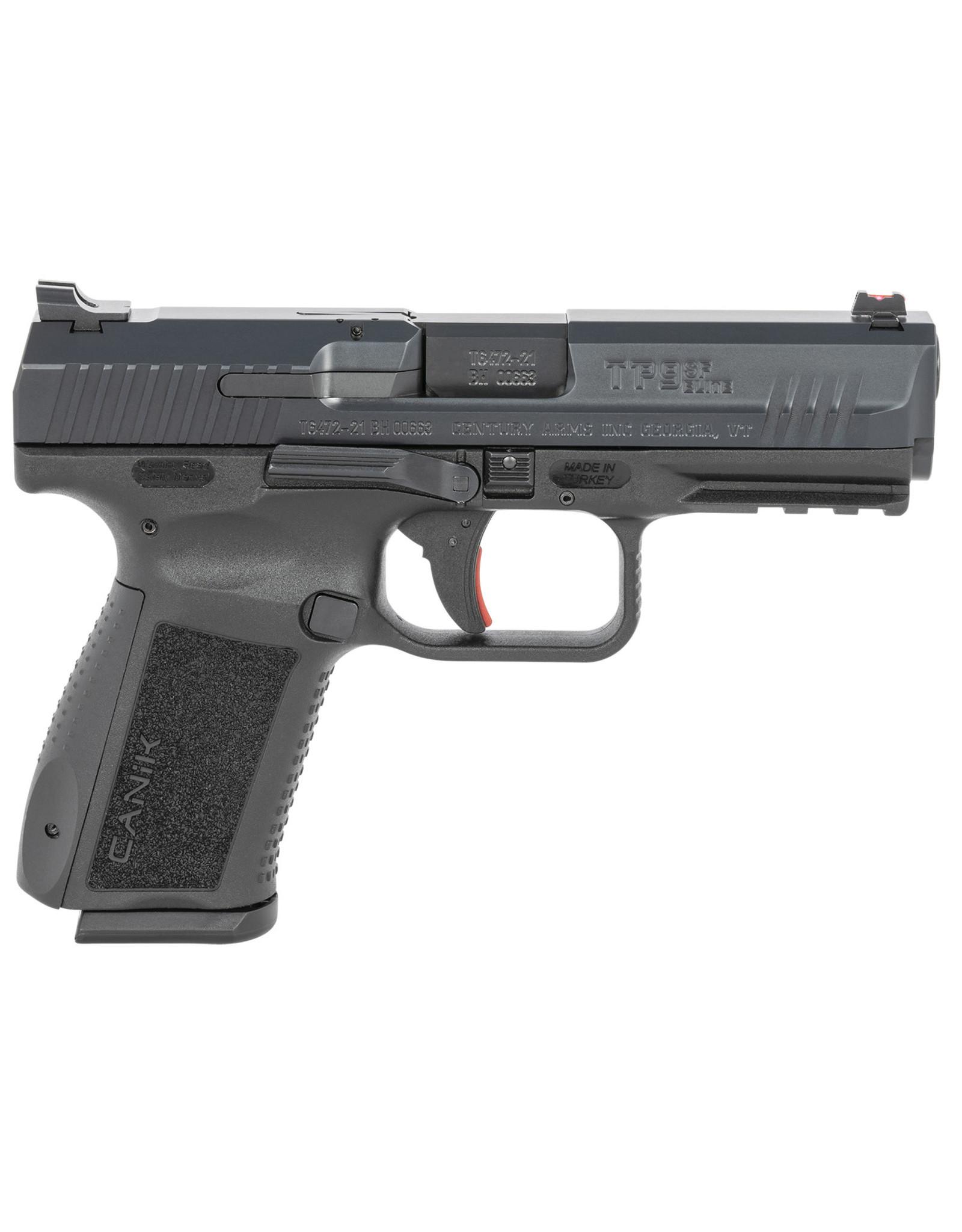 "Canki TP9SF Elite 9mm 4.19"" 10+1 Round"