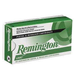 REMINGTON AMMUNITION Remington UMC .38 Super + P 130 Gr FMJ - 50 Count