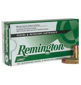 REMINGTON AMMUNITION Remington UMC .40 S&W 165 Gr FMJ - 50 Count