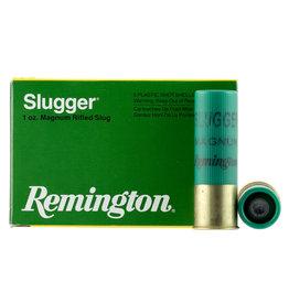 "REMINGTON AMMUNITION Remington 12 ga Slugger 3"" Mag 1 Oz Rifled Slug - 5 Count"