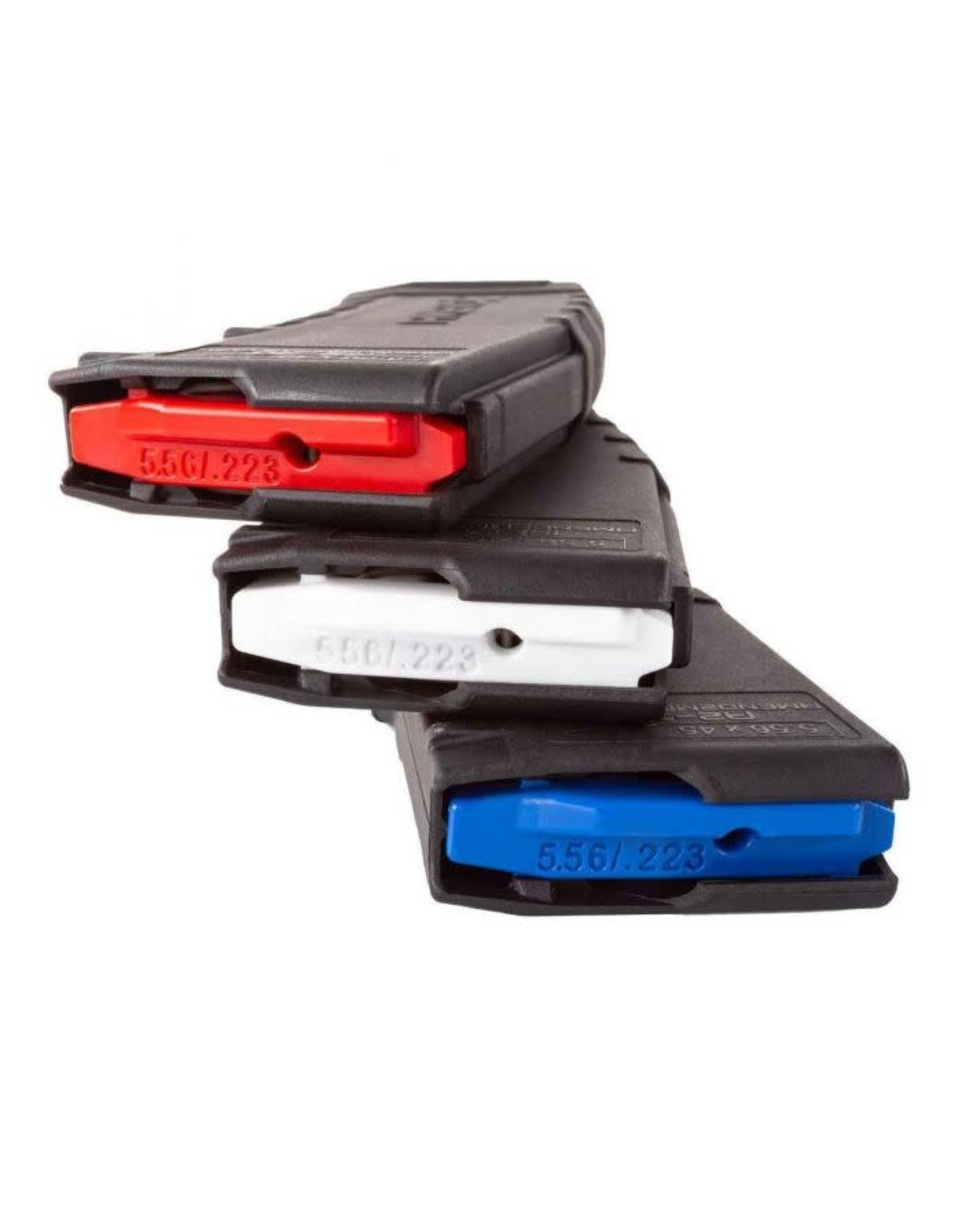 Amend2 AR-15 30 Round Mags - Red/White/Blue 3 Pack
