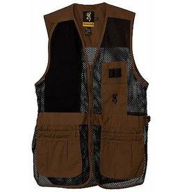 Browning Trapper Creek Vest Clay/Black - 3XL