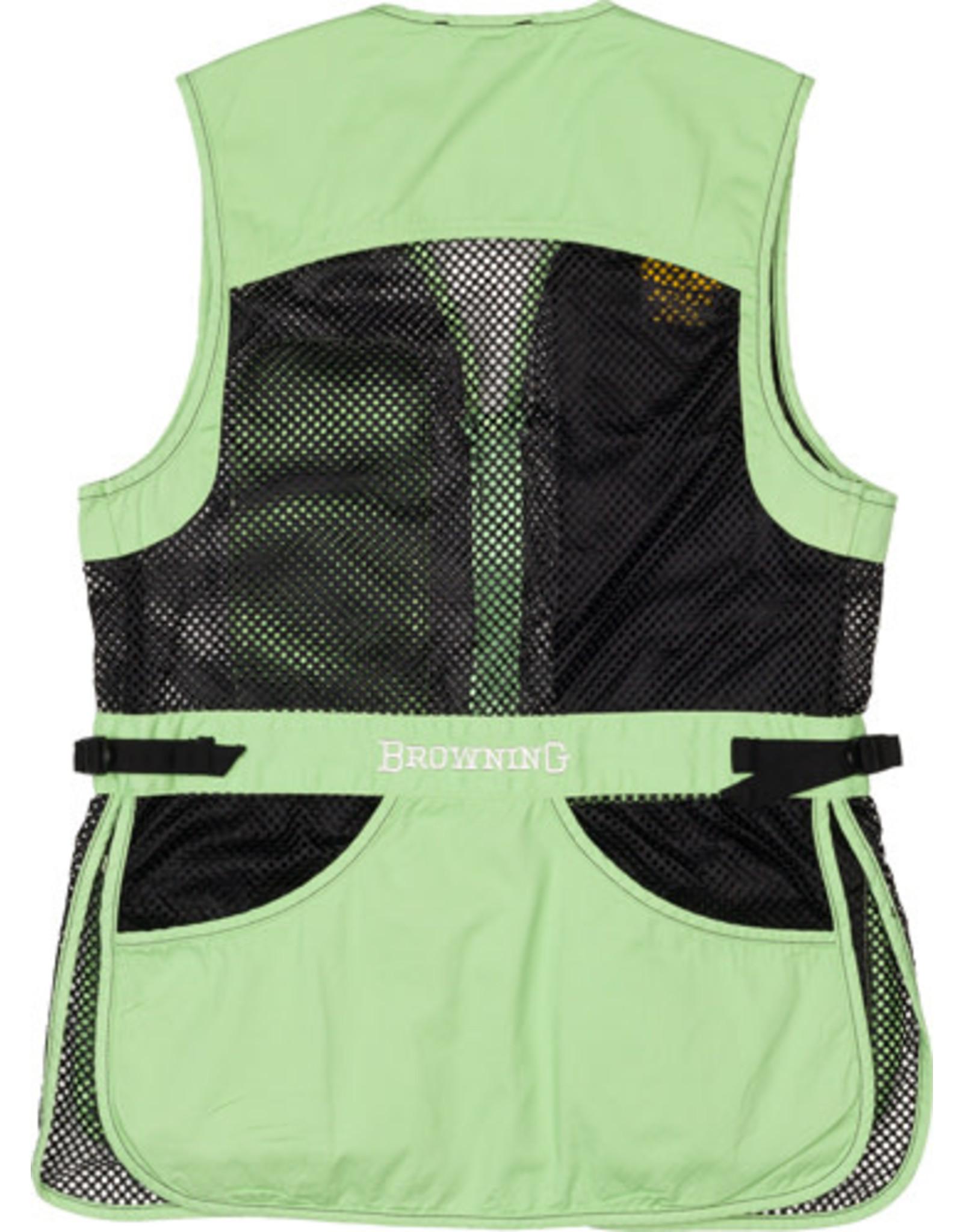 Browning Women's Trapper Creek - Blk/Mint - XL