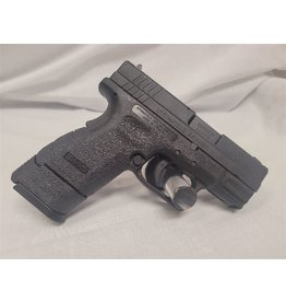 Springfield XD-9 Sub Compact 9mm 10+1 Round w/ 2 Mags and Holster