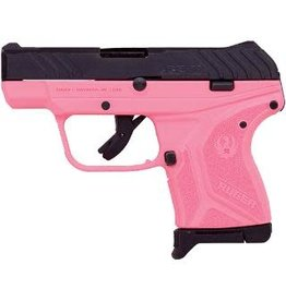 """Ruger LCP II .380 ACP Pink w/ Blued Slide 2.75"""" bbl 6+1 Round"""