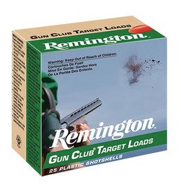 "REMINGTON Remington Gun Club 20 ga 2-3/4"" 7/8 Oz #9 1200 FPS - 25 Count"