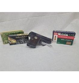 Colt 1908 Pocket Pistol .25 ACP 6+1 Round (Mfg 1941)