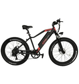 ELECTRIC BIKE ECO MOTION e-Fat Core Pro Black
