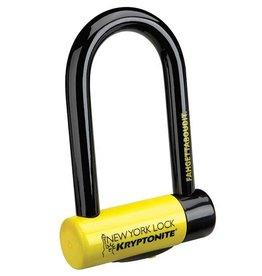 Kryptonite LOCKS U-LOCK KRYPTONITE NY FAHGETTABOUDIT MINI 3.25x6 (18mmx8.2cmx15.3cm)