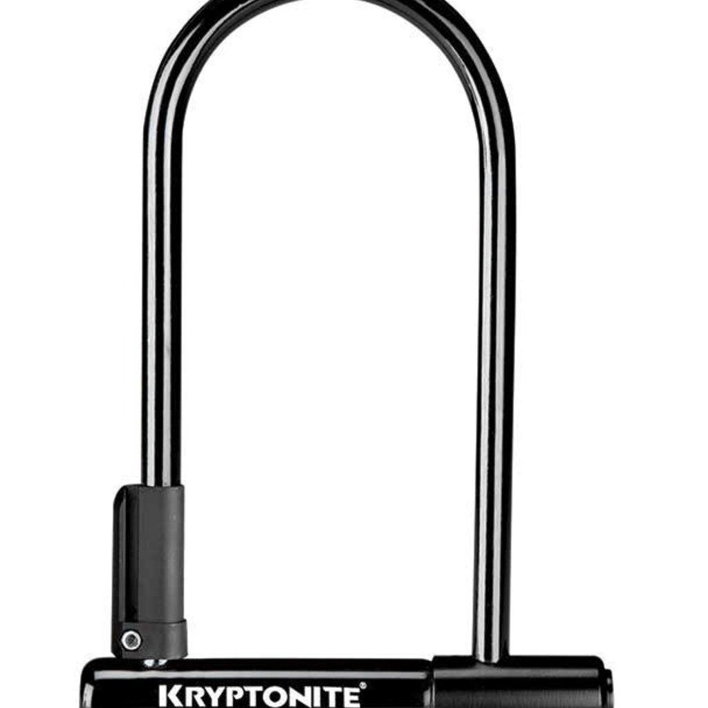 Kryptonite LOCKS U-LOCK Kryptonite, Keeper LS (DD)102x254mm, 4''x10'' 12mm Black