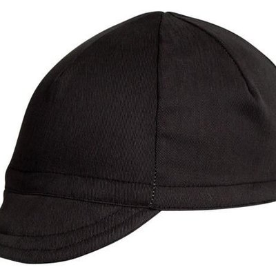 CYCLING CAP PACE Euro Soft Bill Blk - one size