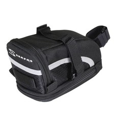 Serfas SADDLE BAG SERFAS MEDIUM SPEED BAG BLACK