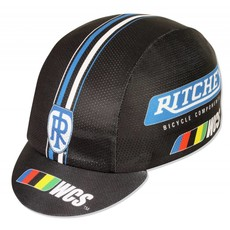 CYCLING CAP PACE Ritchey WCS Coolmax Black/Blue - One Size