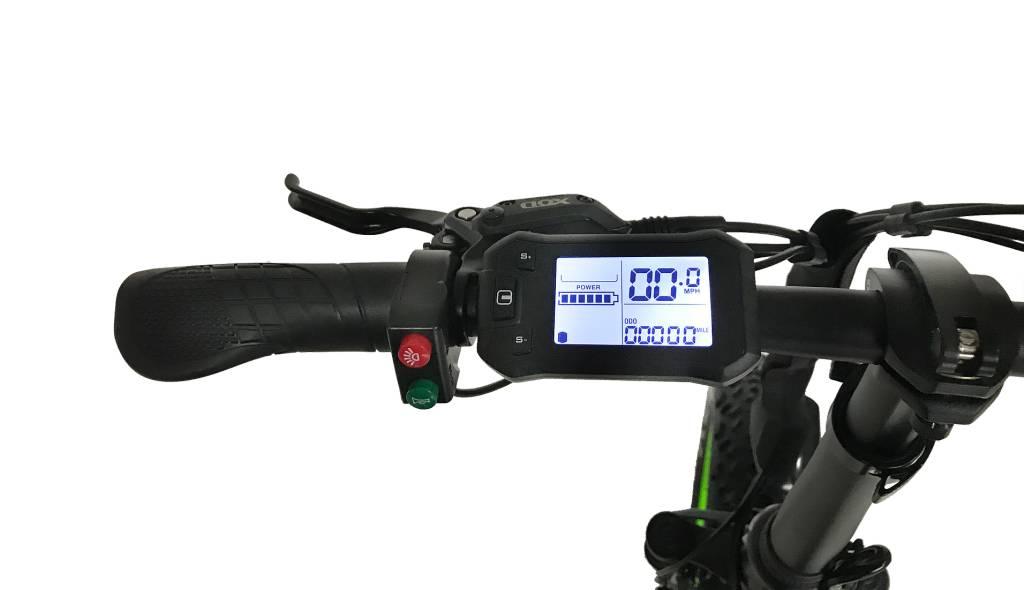 BICICLETA ELECTRICA ECO MOVIMIENTO e-Fat Mini Pro