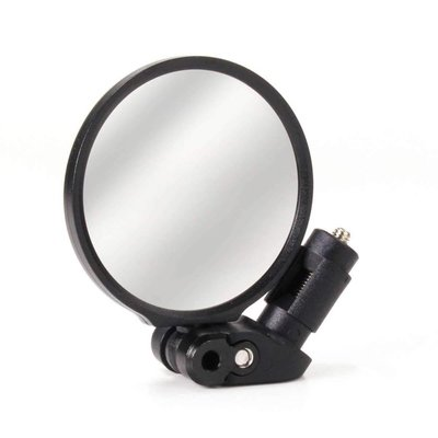 BAR END MIRROR SERFAS 68mm STAINLESS LENS