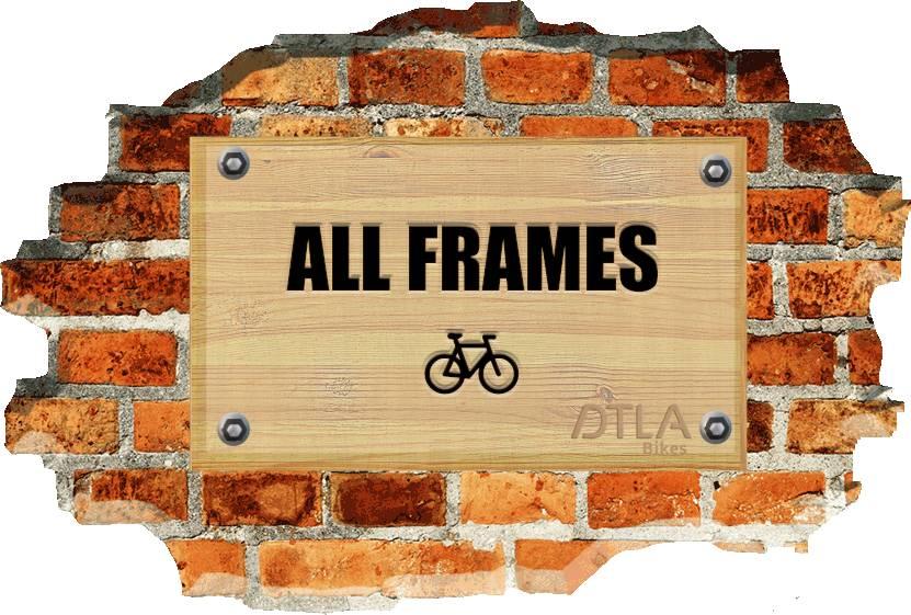 Todos los cuadros de bicicletas